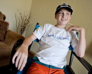 Make-A-Wish Montana fulfills boy's dream of being a filmmaker in Hollywood