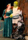 Dent, Trott, Hrubes in 'Shrek: The Musical'