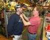 Feature photos: Bike donation