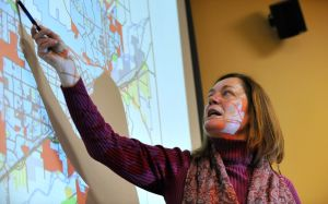 Rapid expansion: Planning director projects city's growth, seeks residents' ideas