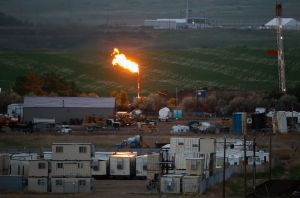 Regulations could douse North Dakota gas flares