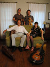 Savoy Family Cajun Band coming to Garage Pub July 13