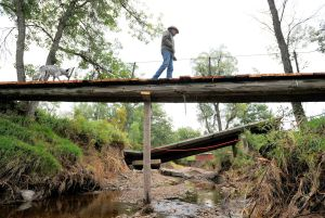 August flooding damage nears $1.8 million for roads and bridges