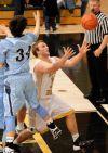 West's Jason Leinwand battles