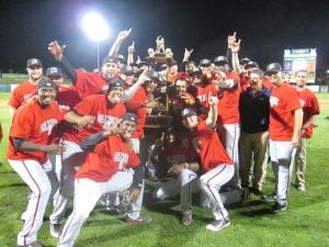 'Playing for each other' part of Mustangs' recipe for Pioneer League title