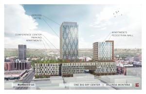 One Big Sky Center will dominate Billings City Council's Monday meeting