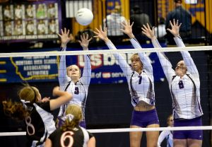 Class B Volleyball Friday