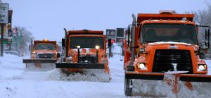 Billings crews scramble to keep streets clear; snow tops records