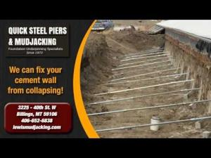 Quick Steel Piers and Mudjacking