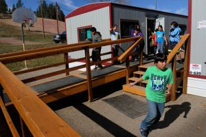Fixing, finishing botched Lame Deer school will take time