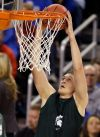 Big Horn's Wollenman relishes Final Four opportunity with Michigan State