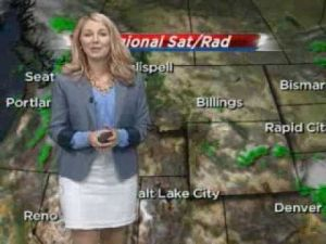 Mild temperatures Tuesday, Severe midweek weather expected