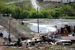 Condition of girl injured in Watford City tornado improving