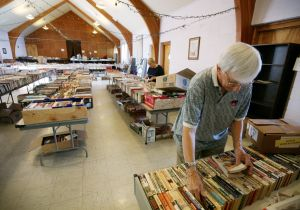 45,000 books for sale: Billings church fundraiser kicks off Tuesday night