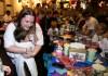 Ricki Ankeny hugs her son Christian