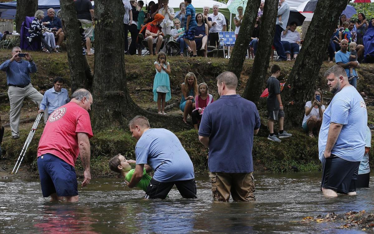 baptism essay photo