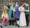 Central High stages 'Once Upon a Mattress'