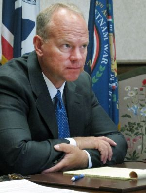 Wyoming governor wants Medicaid proposal for Legislature