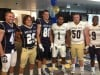 Bobcats unveil new uniform design, combinations