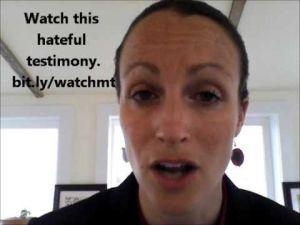 Day 73 - Amanda Curtis on the Legislature