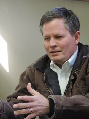 Daines lays out ambitious GOP agenda for Congress – but says he's a `pragmatic conservative'