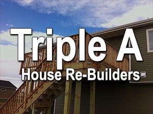 Triple A House Re-Builders
