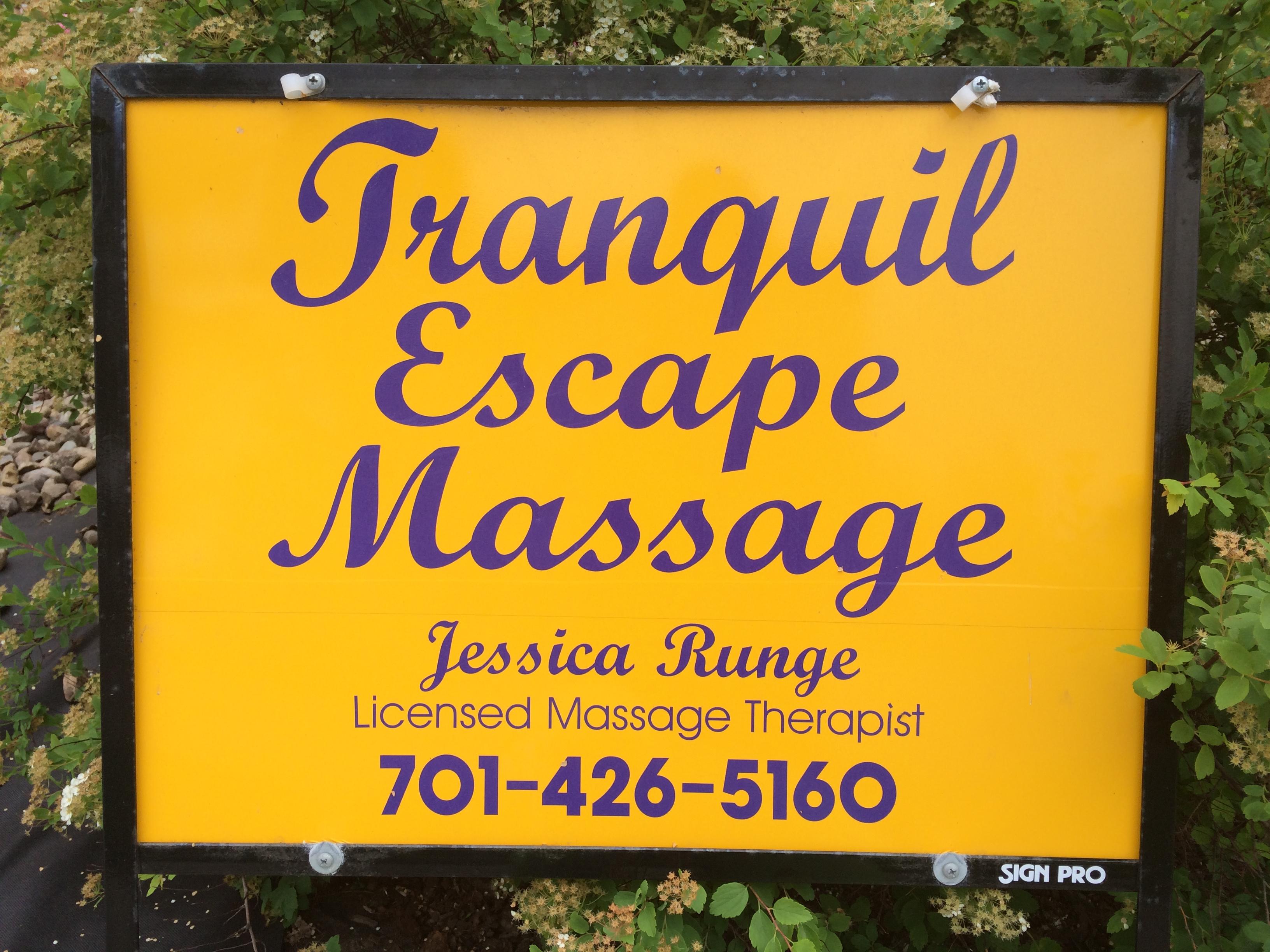 Tranquil Escape Massage