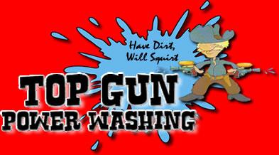 Top Gun Power Washing LLC.