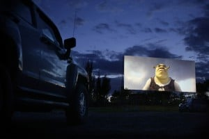 last nd drivein theater withstands test of time