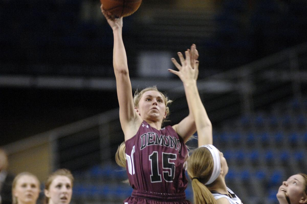 bismarck girls Fargo—for the fifth time in the last seven seasons, bismarck century's girls basketball team is headed to the north dakota class a championship game the patriots topped bismarck st mary's 55 .