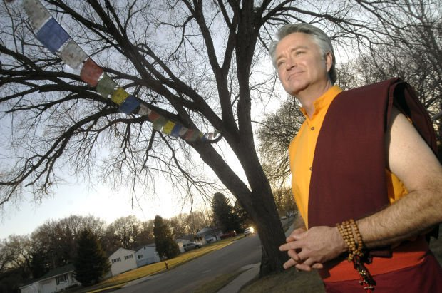 News anchor seeks refuge in Tibetan Buddhism