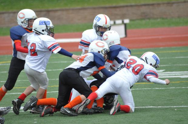 Bismarck Midget Football League