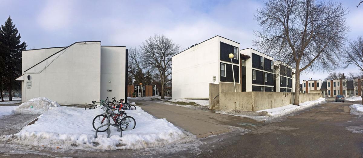 Ndsu seeks ok for new dorm rebuilding university village for University motors fargo nd