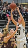 Legacy girls close in on No. 2 seed