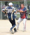 Big inning carries Warning Track Power to title
