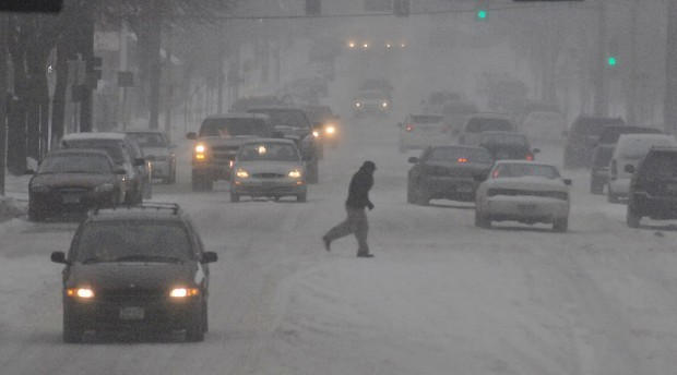 Bismarck Police Urge Drivers To Use Caution In Winter