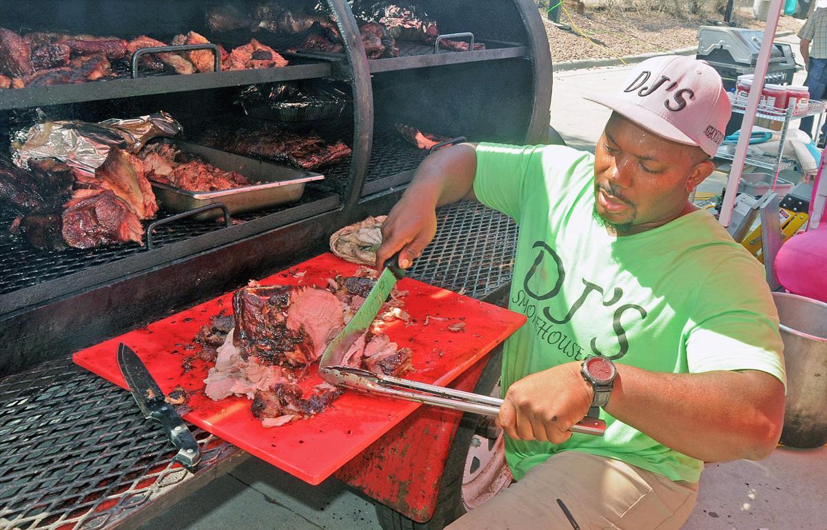 Wild west grillfest in mandan tribune photo collections