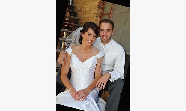 brittany and collin kudrna weddings