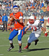 Plenty of spots up for grabs as U-Mary opens spring camp
