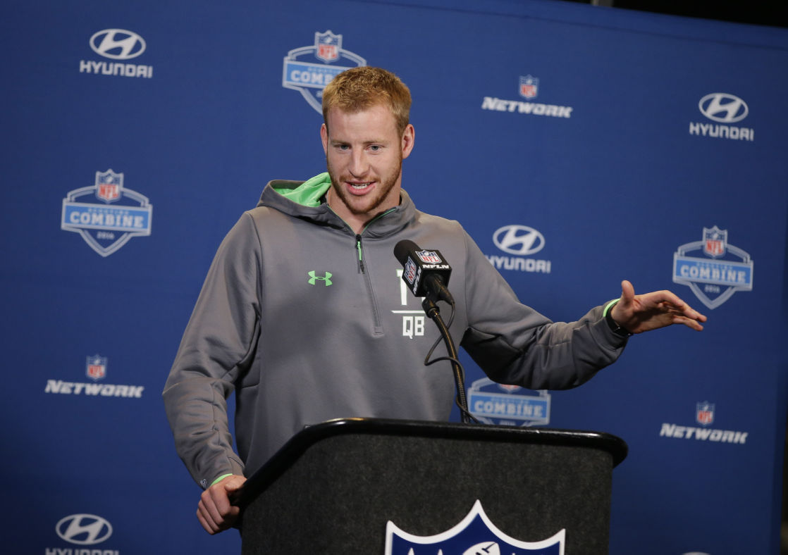 NFL Combine: Results and 40 times from Quarterbacks' workouts