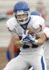 Doan puts on a show in U-Mary spring game