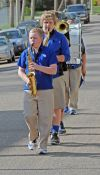 Band Night Parade to follow new route