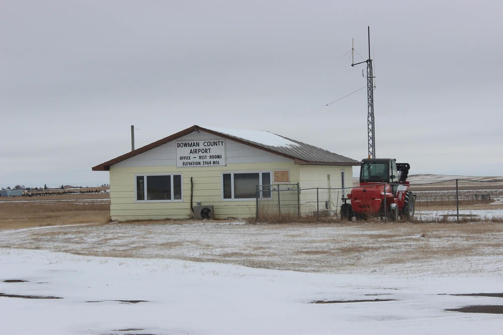 Bowman County Airport