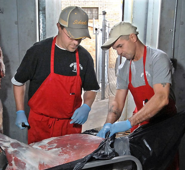 many north dakota butcher shops experiencing decline in