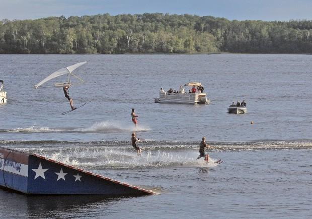 Residents Debate Levels On Lake Metigoshe North Dakota