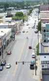 Bismarck OKs trial for narrowing Main Avenue