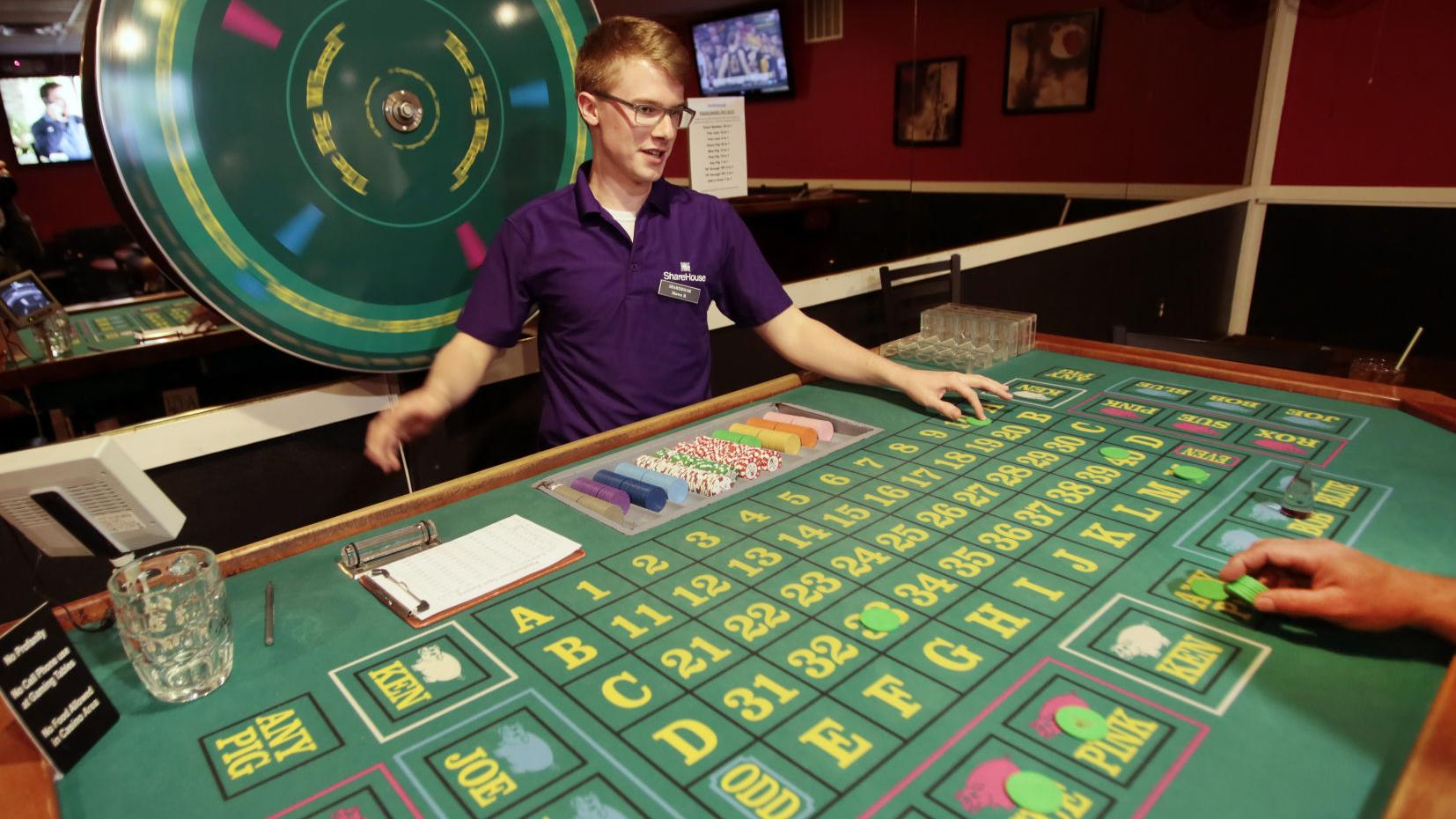 South dakota gambling help