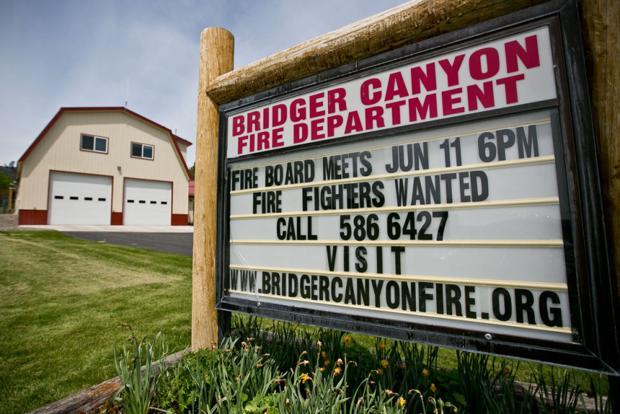 Bridger Canyon Fire Department Hiring Firefighters