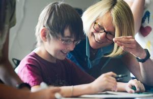 Retiring Teacher Molly Dreiseszun