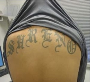 Mexican street gang members arrested in bozeman west for Mexican gang tattoos